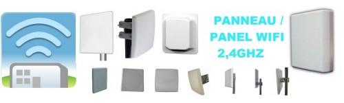 Antenne Wifi Panneau / Panel 2,4GHZ