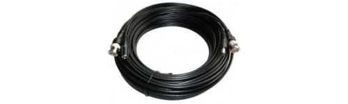 Câbles coaxiaux type Très Faibles Pertes blindé RF240 6mm