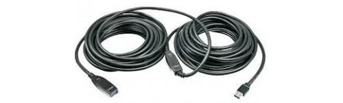 Câbles Rallonge USB alimentation active
