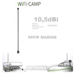 Supplement* 67cm  (au lieu de 45cm 9dbi)  pour Alfa KIT WiFi CAMPING CAMPPRO