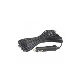 Chargeur allume-cigare avec câble PRO doublé 6 mètres type A C R -12* 12V (2A) DC pour Alfa R36