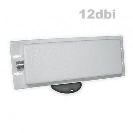 Antenne Wifi Panneau / Panel 12 dBi 2.4 GHz + Câble 3m