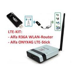 Alfa Onyx4G - 4G LTE USB-Modem.