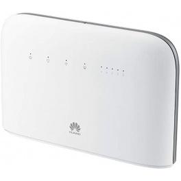 Huawei CAT.9 Huawei B715s-23c Blanc Routeur 4G++ 3CA LTE LTE-A Catégorie 9 Gigabit WiFi AC 2 x SMA  antennes extérieures offerte