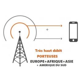 kit ProBOOSTEUR©  4G+ 3 porteuses EUROPE extérieur ROUTEUR , 4g+  inclus antenne et câbles, 2 SIM