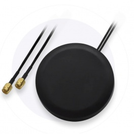 Antenne mobile Omni GSM/3G/4G/5G Eco High Aimantée ou surface adhésive