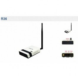 Alfa Network R36 routeur (extender Wifi + 3G)