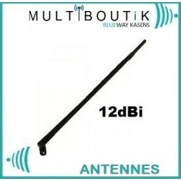 Antenne Wifi Omnidirectionnelle 12dBi RP-Sma