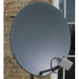 Antenne Wifi Parabolique DISH 25dBi 2.4 GHz + Câble 5m minimum