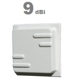 Antenne Wifi Panneau / Panel 9 dBi spécial camping-car   2.4 GHz + Câble 3m