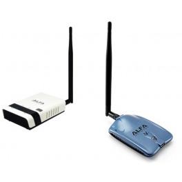 Routeur R36 Alfa Network + Alfa AWUS036NHV