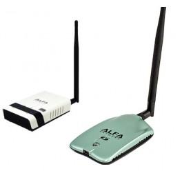 Routeur R36 Alfa Network + Alfa AWUS036NH