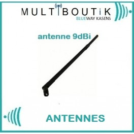 Antenne Wifi Omnidirectionnelle 9dBi RP-Sma
