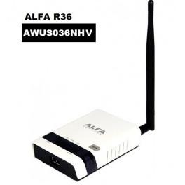 Routeur R36 alfa network pour Alfa awus036nhv