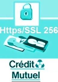 Paiement 100% sécurisé 100% français 100% HTTPS