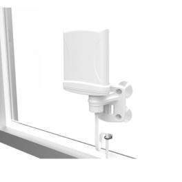 antenne 4g MiMo 4 VENTOUSES Poynting PRO ,avec 2 câbles faibles pertes 4m connecteur sma + adapateurs