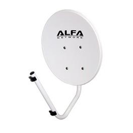 Antenne Wifi Parabolique DISH-N 2.4 GHz + Câble 3m