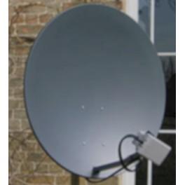 Antenne Wifi Parabolique DISH 25dBi 2.4 GHz + Câble 5m minimum