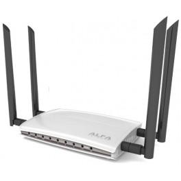 Alfa Network AC1200R routeur Wifi dual band AP + offert * 4 antennes 5dbi