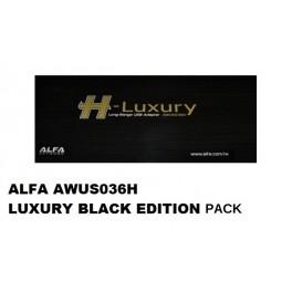 ALFA AWUS036H Luxury BLACK 9dBi