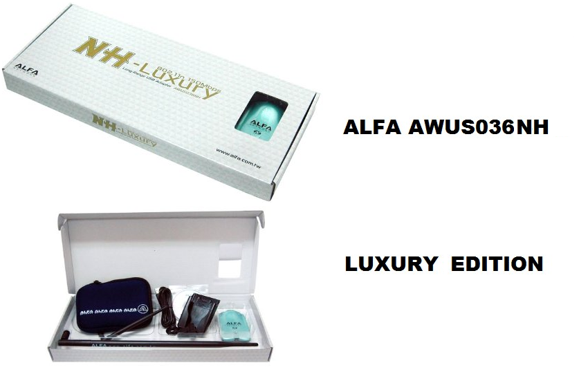 ALFA AWUS036NH LUXURY